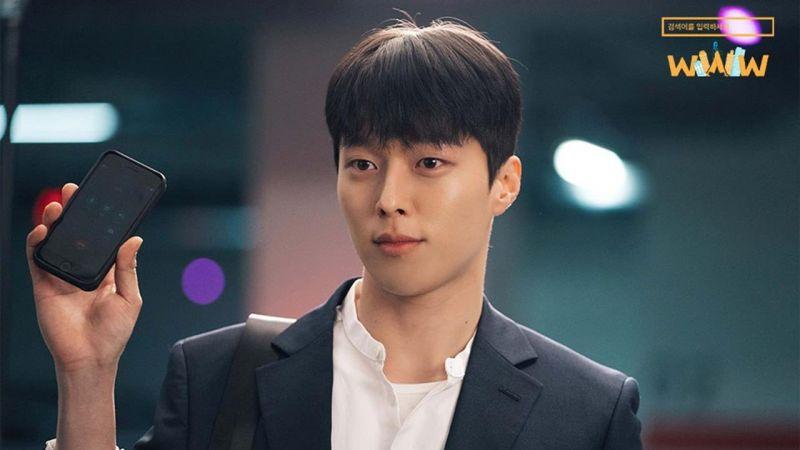 張基龍在tvN新劇《請輸入檢索詞WWW》中「直進男」的魅力攻勢讓人無法招架!
