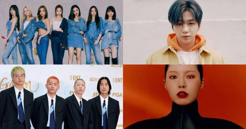CLC、HYUKOH、姜丹尼爾等歌手在線上集結 下週參加《Asia Rising Forever》直播演出