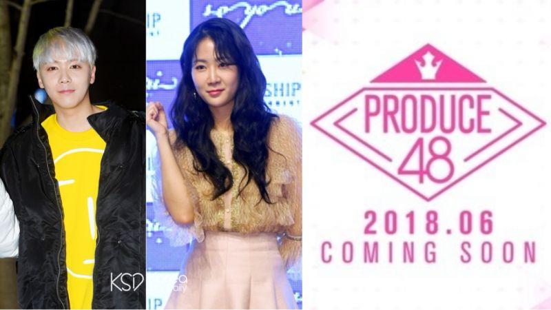 李洪基、韶宥等人確定加入《PRODUCE 48》的導師陣容,而出道組合約確定為2年6個月!