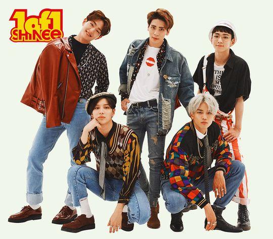 SHINee新專輯預告照再公開 變身90年代感性少年掀復古熱潮
