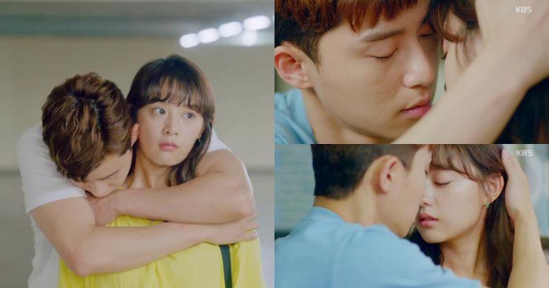 《三流之路》第11集朴敘俊&金智媛甜蜜氛圍藏不住 KISS抱抱「我還要」簡直沒完沒了啊~