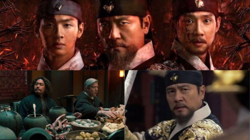 因陷入扭曲歷史、中國式道具爭議!《朝鮮驅魔師》僅播出2集就被廢止,SBS:「決定取消播出」