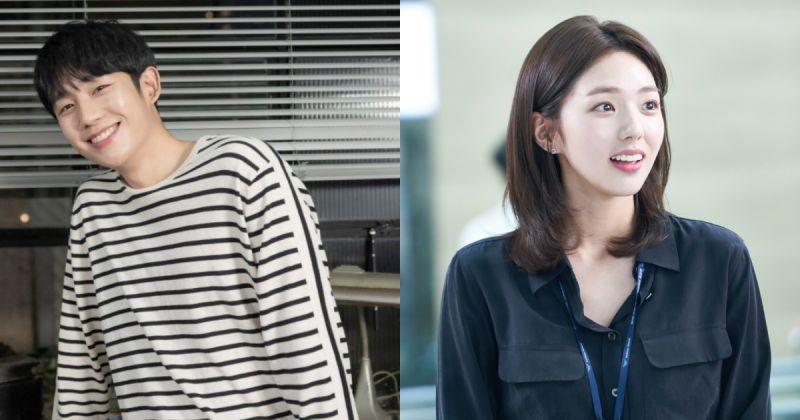 當 AI 工程師與古典樂錄音師相愛⋯⋯丁海寅、蔡秀彬領銜主演 tvN 新劇!