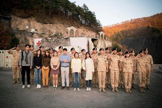 (分享)去了一趟韓國,完全感受到太陽的後裔後座力那麼大