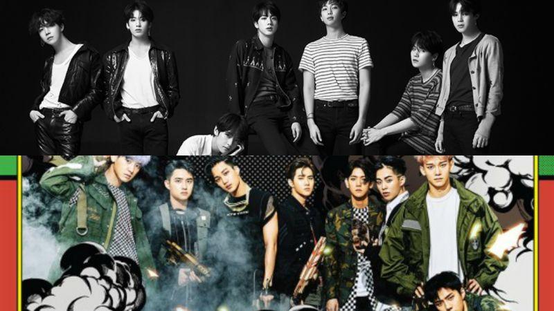 你想在世界杯赛场上听到哪首歌? BTS《FAKE LOVE》VS EXO《POWER》