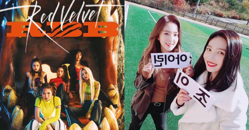 《Running Man》Irene、Joy 福利大放送 Red Velvet 新歌抢先看!