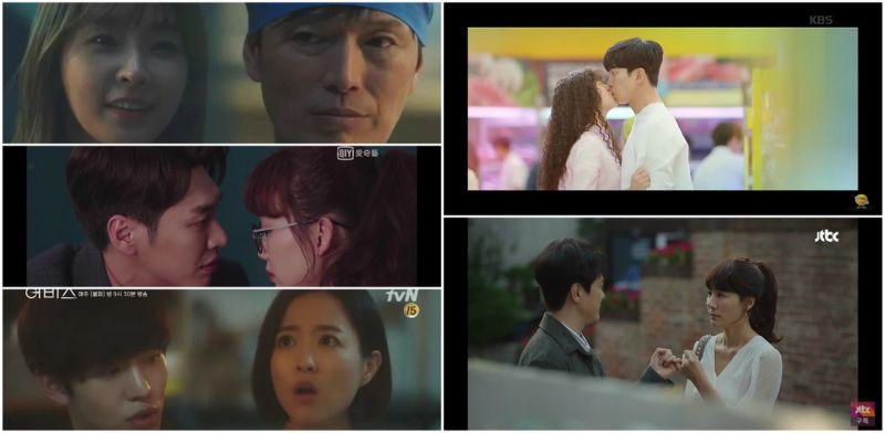 韩剧 本周无线、有线月火剧收视概况- 新剧Perfume跑第一,风在吹微下滑