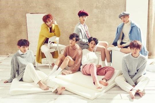 BTOB 3月初发行迷你新辑回归  粉丝见面会首次公开新曲舞台