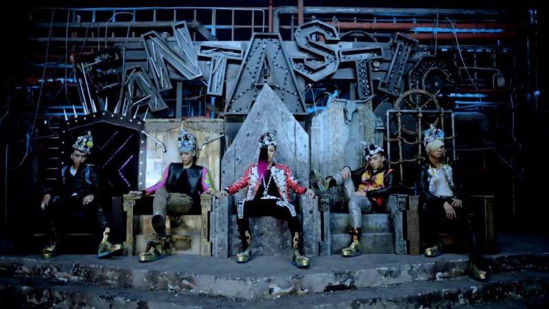 好想念歐巴的音樂,來複習BIGBANG這些破億的MV