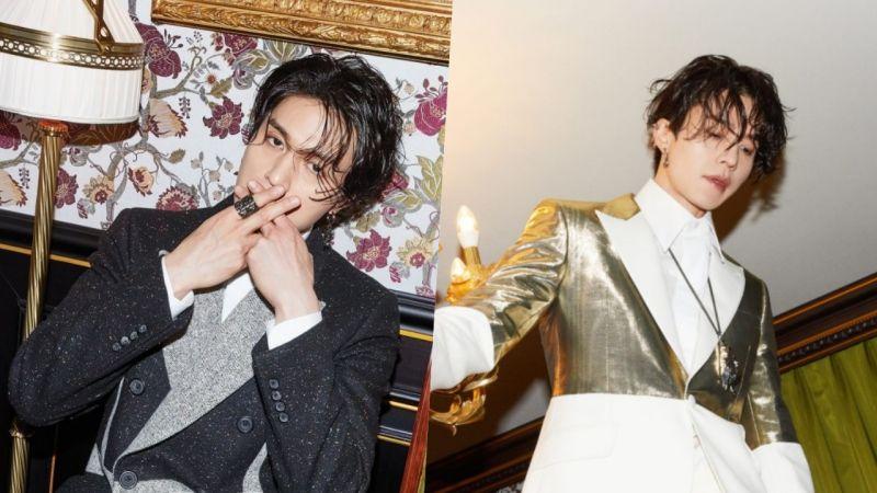 【多图】李栋旭连续3年被时尚杂志评为「Men of the Year」!最新写真展现优雅魅惑气质