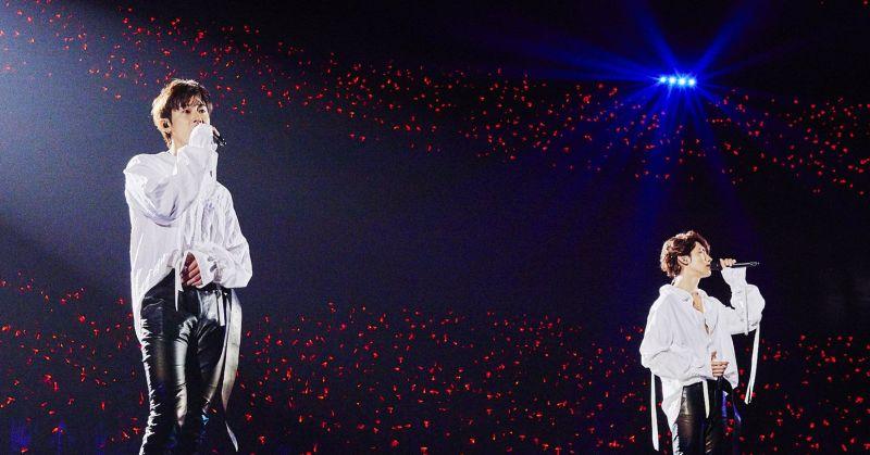 東方神起日本人氣非凡 演唱會 DVD 奪 Oricon 四冠!