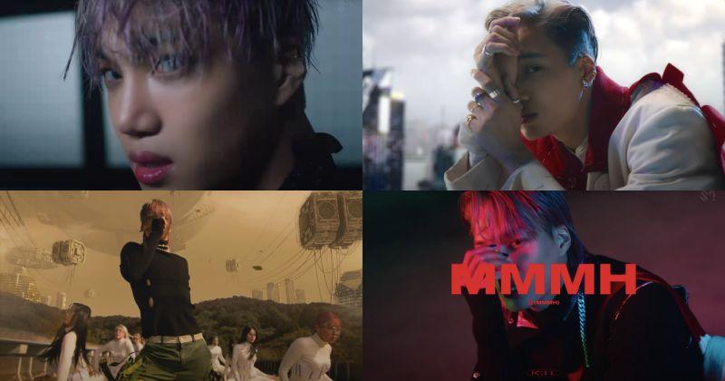 EXO Kai 首支个人主打歌〈Mmmh〉MV 预告片公开!大秀狂放的性感魅力