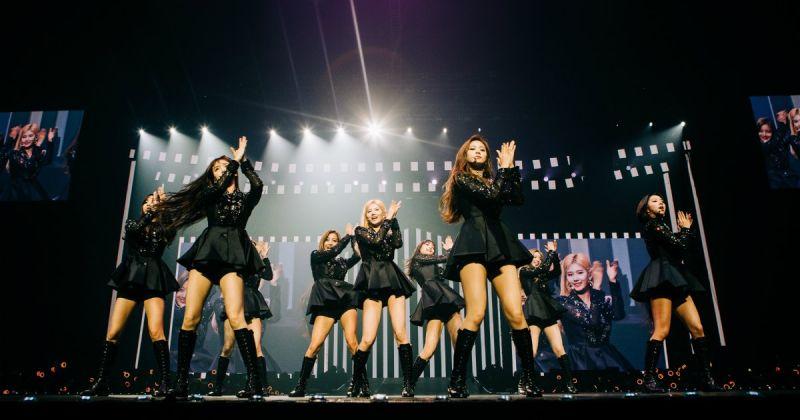 TWICE 行程滿檔 世巡日本區開出 12 場公演!
