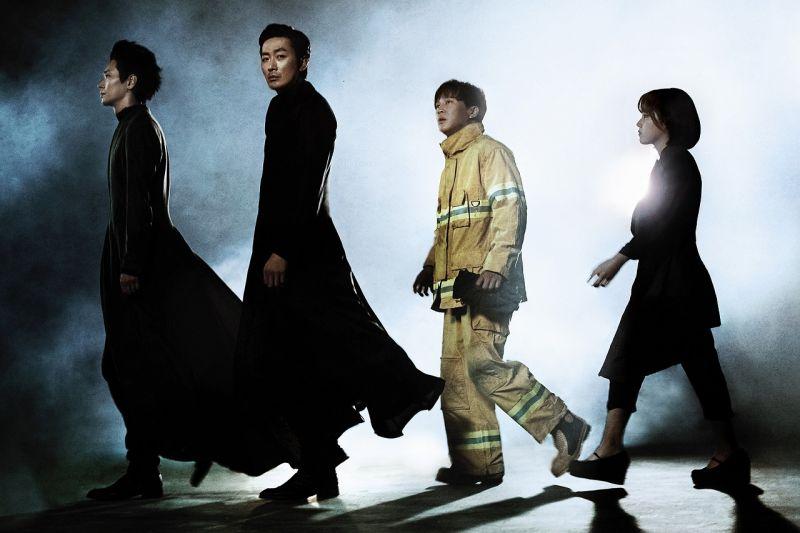 筹备6年,耗资300亿,一流卡司阵容,南韩近年最高制作预算强片——《与神同行》!