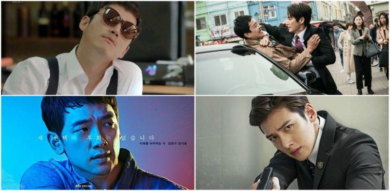 韩剧 大家眼中,哪位是最强动作戏男演?