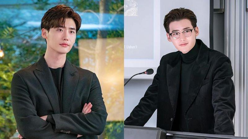 眼镜控注意!tvN新剧《罗曼史是别册附录》公开李钟硕最新人物剧照啦~