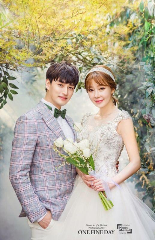 U-KISS成员ELI即将於6月补办婚礼 幸福婚纱照抢先看