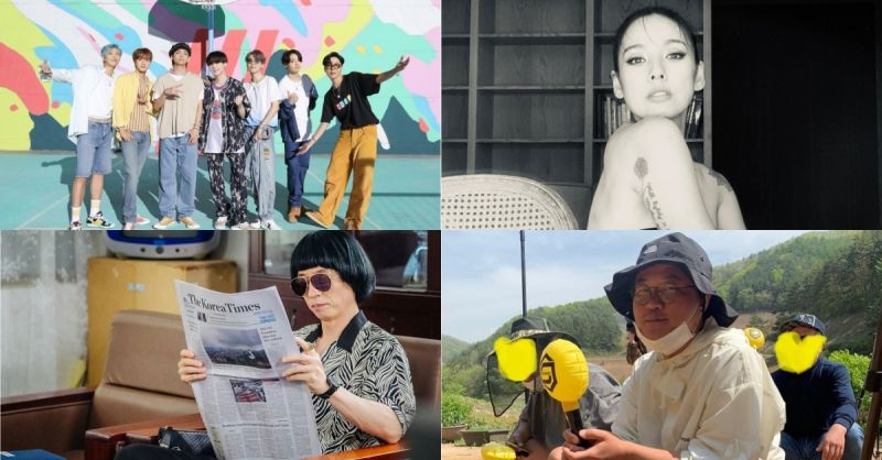 引领韩流的先驱!韩国人票选2020年度艺人影响力前十大,第一名实至名归!