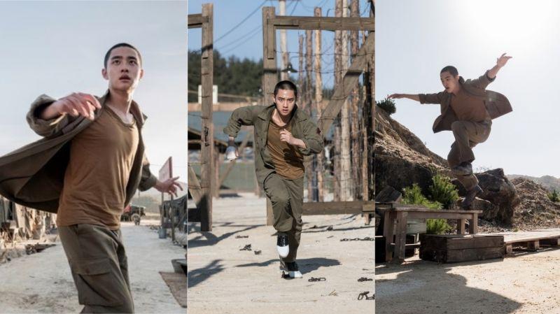 《Swing Kids》公開最新劇照!姜炯哲導演盛讚:都敬秀就是「陸基秀」本人