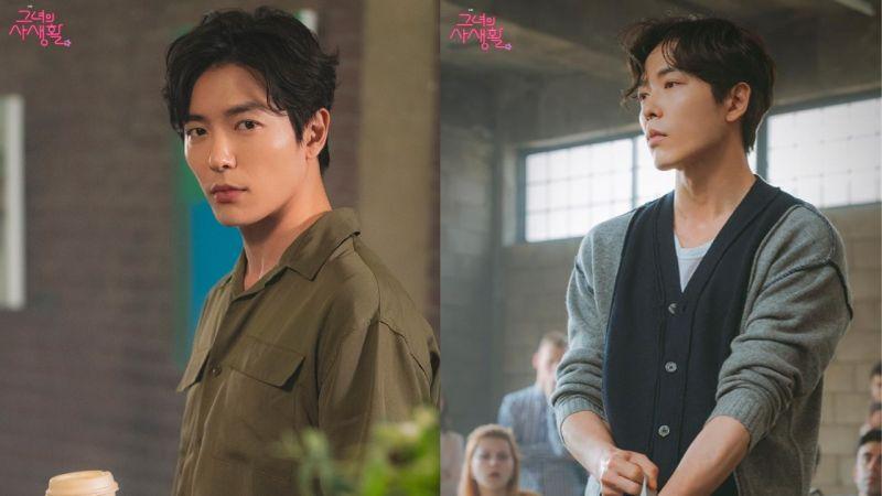 tvN更新《她的私生活》金材昱剧照「想拥有吗?」第3集预告Ryan:「让我来...当成德美小姐的男朋友」
