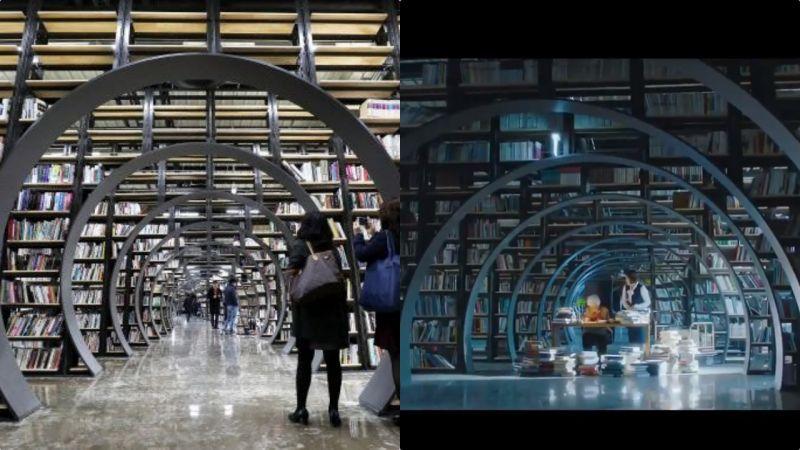《德魯納酒店》鬼神奶奶圖書館原來是在這裡拍的!首爾最大舊書店,擺設一模一樣啊
