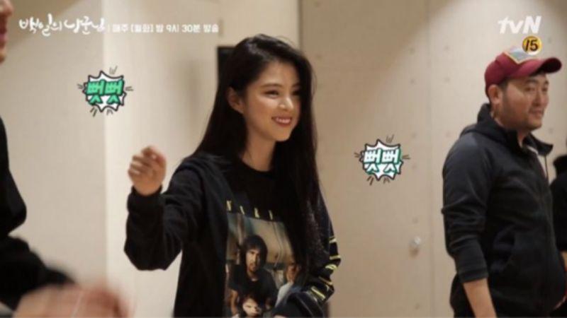【有片】她不红天理难容啊!颜值演技在线的韩素希还会跳舞,还记得《Growl》吗?