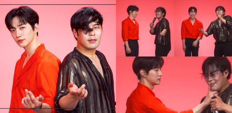 2PM性感俊昊&搞笑崔俊cover《我的家》網友:崔俊借過/到底要怎麼忍住不笑~XD
