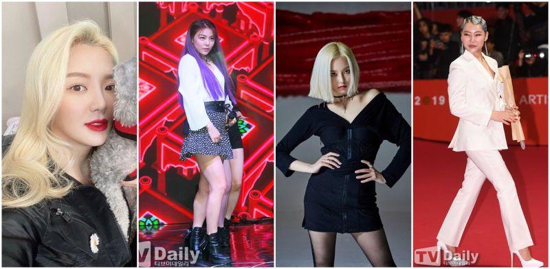 HipHop新節目《Good Girl》出演陣容確定!孝淵、Ailee、CLC睿恩出列〜