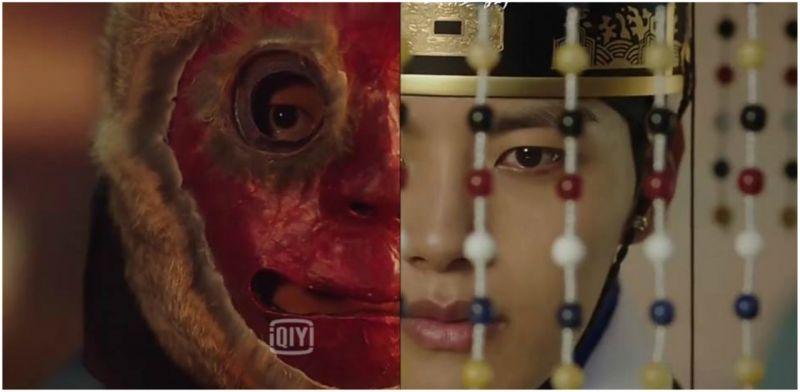 韩剧 成为王的男人왕이 된 남자 - 给珍九弟弟热烈的掌声