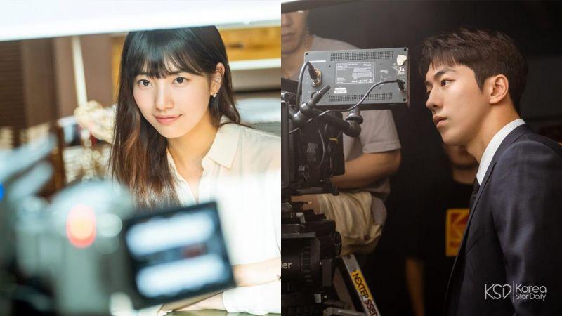 新剧《Start-Up》秀智×南柱赫×金宣虎×姜汉娜这四个人的创业太让人期待了!