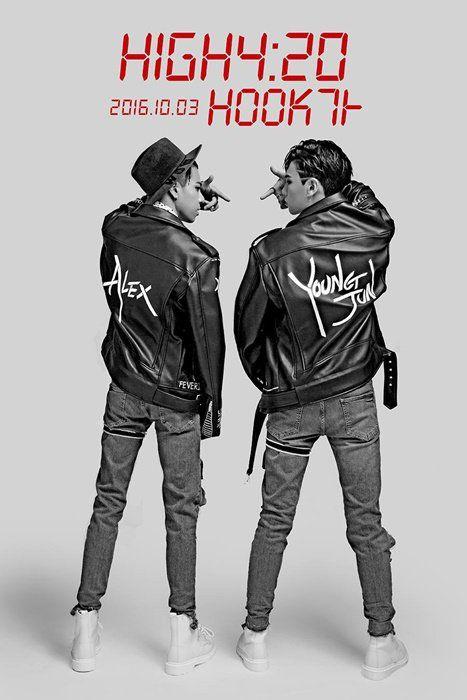 子團HIGH4 20《HookGA》全曲公開 中毒節拍吸引人