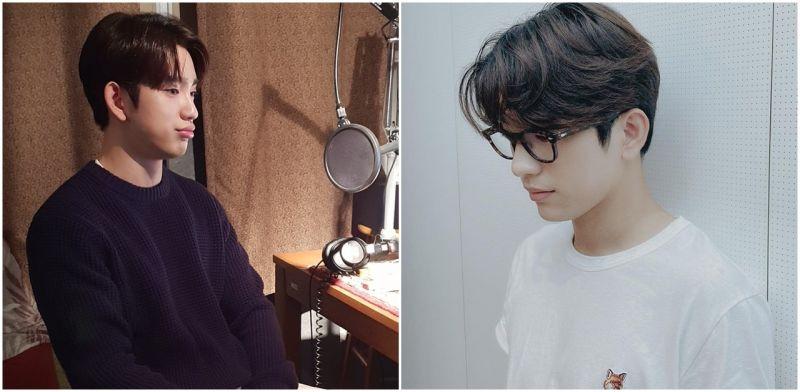 GOT7成員珍榮告別JYP與BH簽約:成李秉憲、李智雅師弟