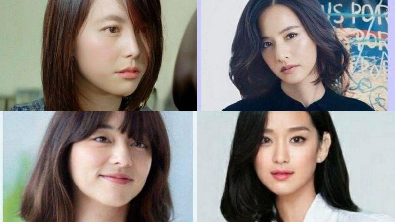 當17位男明星性別轉換後!趙寅成、金秀賢太驚艷了;鄭雨盛、車銀優是日系美女?