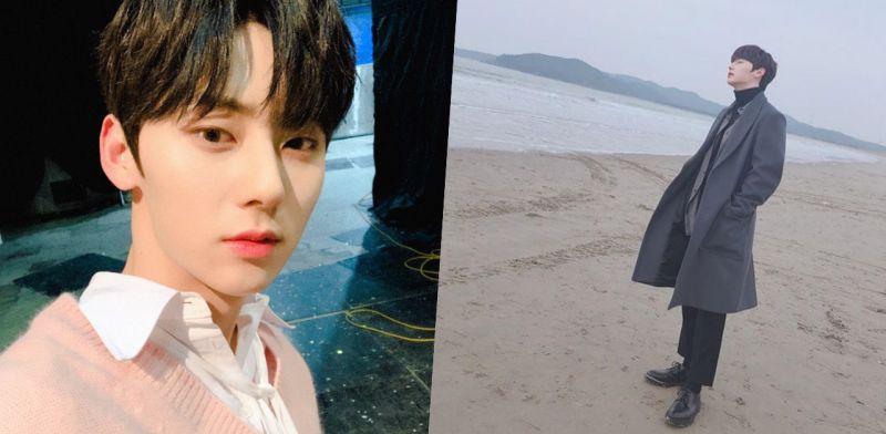 黃旼炫時隔19月重啟IG! 與姜丹尼爾、尹智聖PO出同款海邊照片