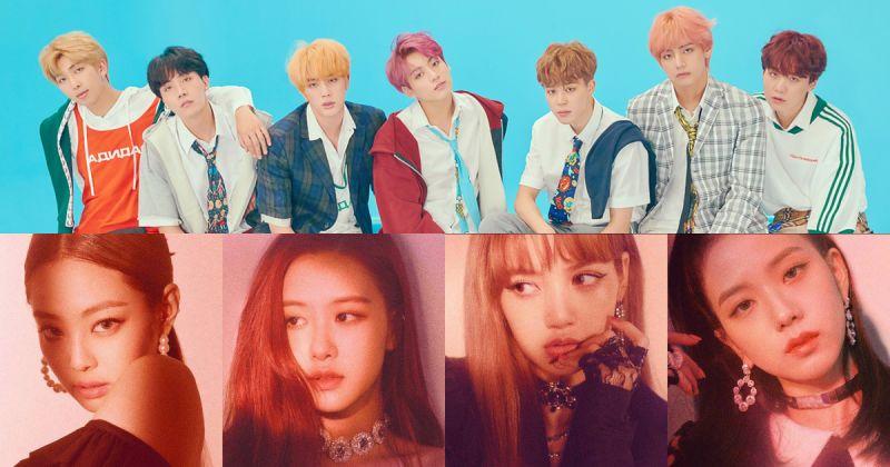 【歌手品牌評價】BTS防彈少年團穩守寶座 前十名中七成是女歌手!