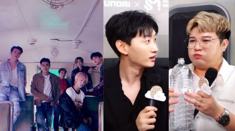 銀赫成為神童的「一日經紀人」?網傳SUJU成員們正在拍攝《SJ returns 3》!