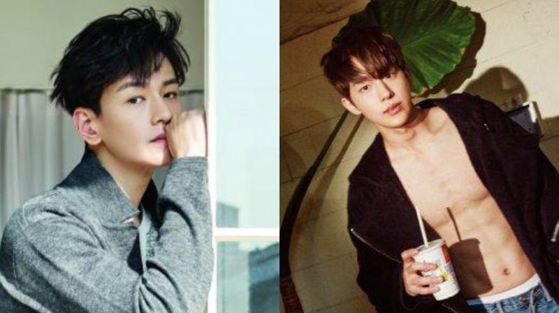 林周煥確定加盟tvN新劇《河伯的新娘2017》 與南柱赫成競爭對手