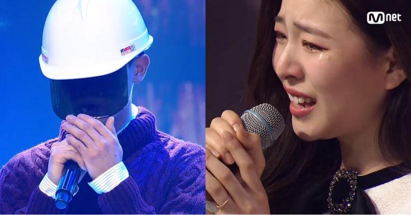 反转音乐节目《看见你的声音》第五季结束,逼出观众眼泪的TOP3素人歌手~!