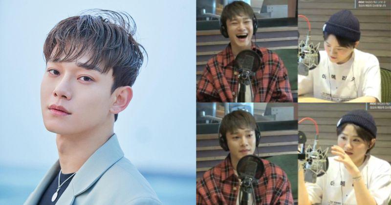 Chen 談隻身出道:「其實是我主動跟 SM 提議的,沒想到來得這麼快!」