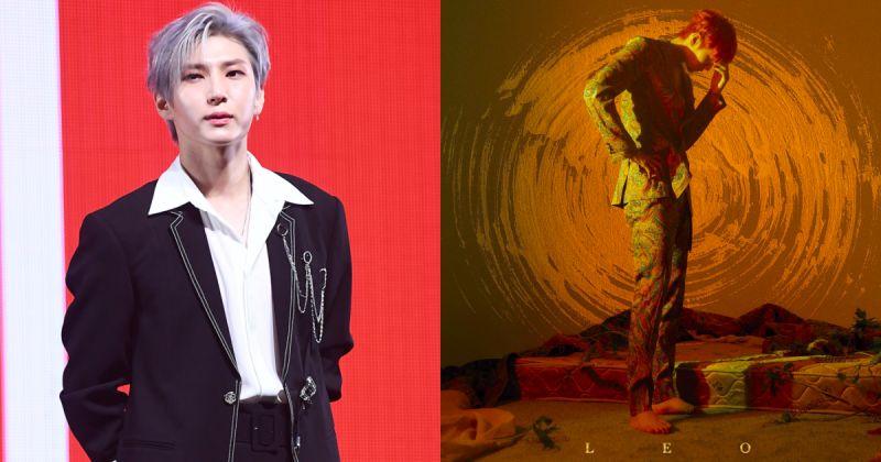 VIXX Leo 加入音樂劇《伊麗莎白》 詮釋死神的危險性感魅力!
