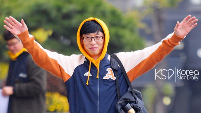 劉在錫今日(11日)達成韓國三大台持續十年MC的新紀錄!