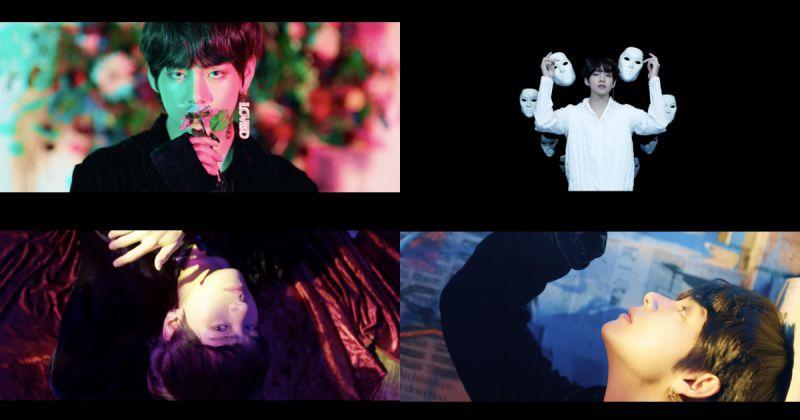 BTS防弹少年团 MV 接连破亿!V 魅力之作〈Singularity〉成全团第 20 支破亿作品