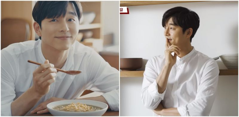 [有片]孔劉化身暖男廚師      想吃那碗松露鮑魚粥嗎?