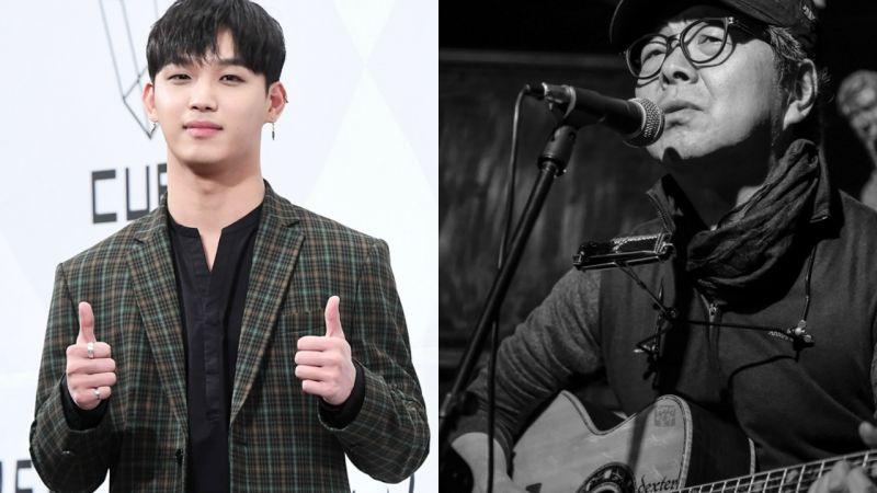 「BTOB 炫植的爸爸」任知勋睽违八年再出辑 惊喜收录父子合唱曲!