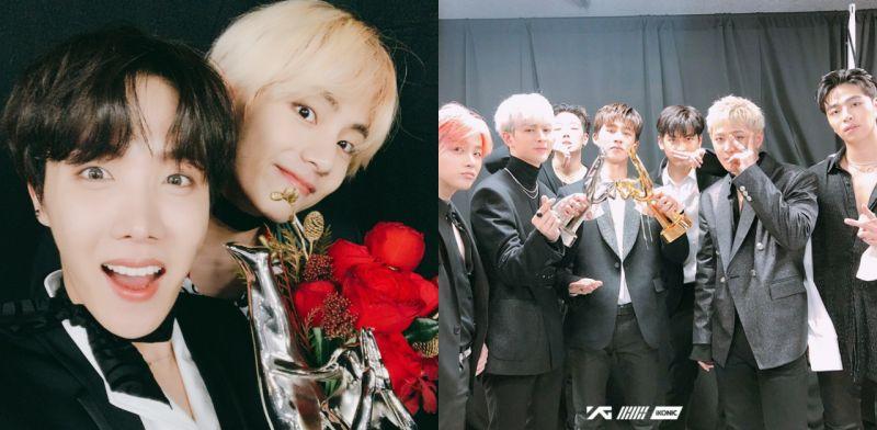 【2019 Golden Disc Awards】獲獎名單公開!BTS防彈少年團斬獲4冠王