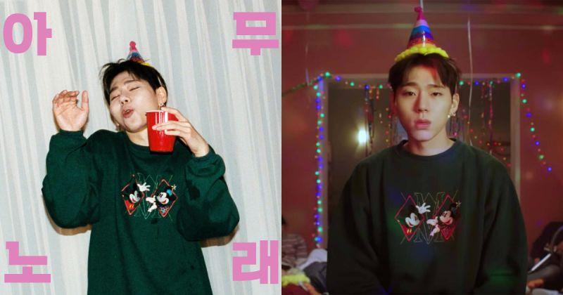 Zico〈Any Song〉風光一整年 登上 Gaon 年度榜三冠王寶座!