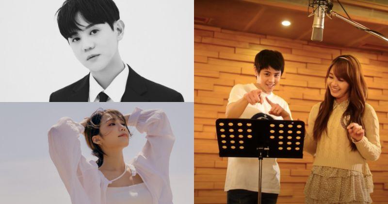回憶重生!時隔九年,梁耀燮、鄭恩地攜手推出 2021 版〈LOVE DAY〉