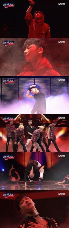 《Hit The Stage》NCT TEN不能忽視的柔軟度...令人起雞皮疙瘩