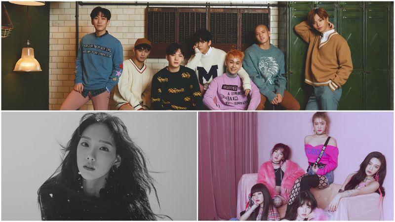这个组合太强了   4/21太妍+BTOB+Red Velvet台湾聚首