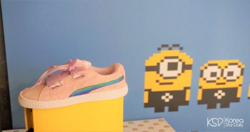 小朋友限定!PUMA推出超可愛小小兵童鞋及童裝